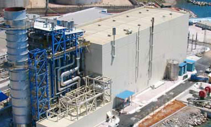 EPC combined cycle power plant,Lavrion