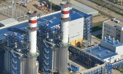 unit power plant in romania